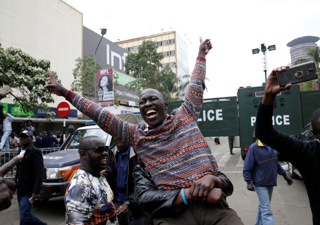 Kenya'da başkanlık seçimleri iptal