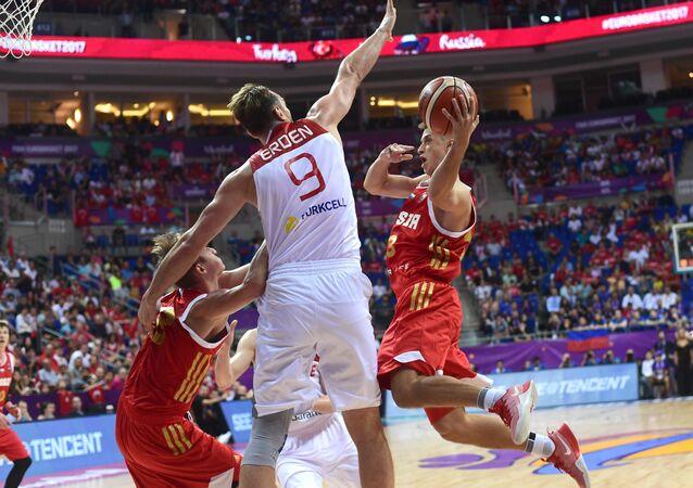 Eurobasket 2017- Türkiye-Rusya