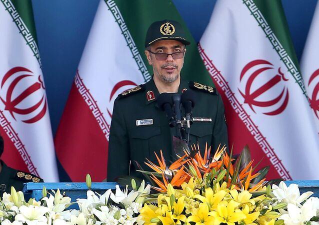 İran Genelkurmay Başkanı Tümgeneral Muhammed Bakıri