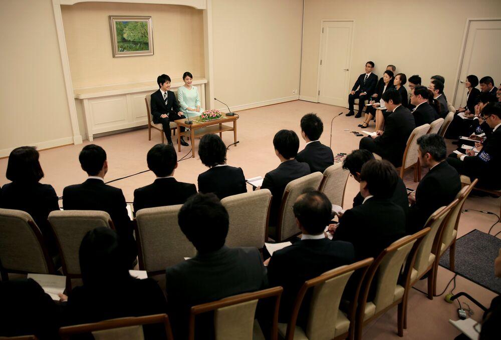 Japonya Prensesi Mako, aşkı için unvanından feragat ediyor