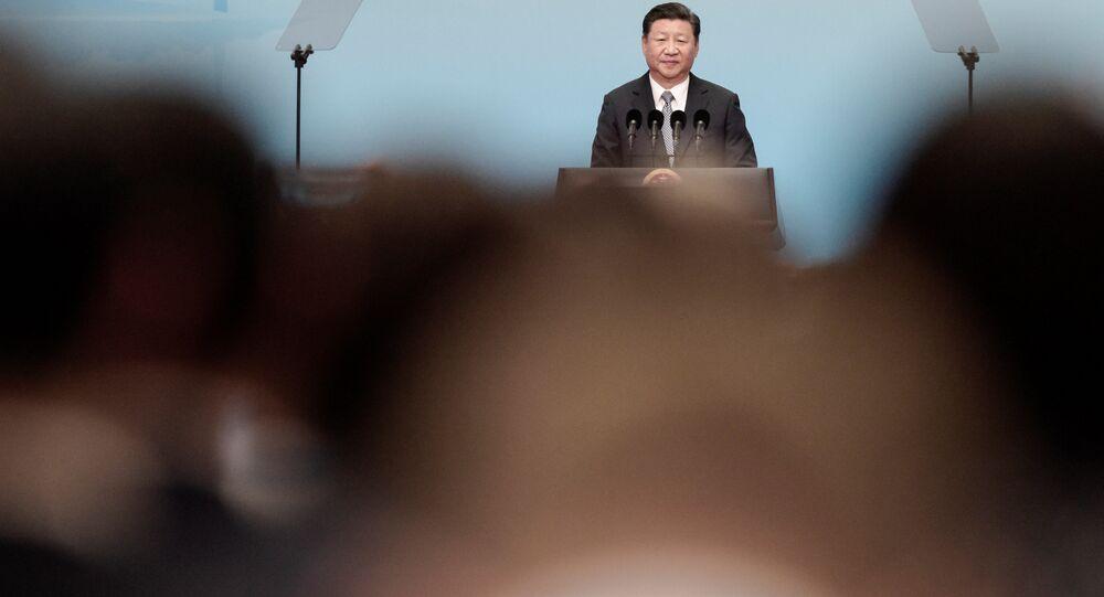 Çin Devlet Başkanı Şi Cinping- BRICS