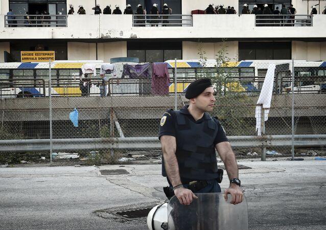 Yunan polisi
