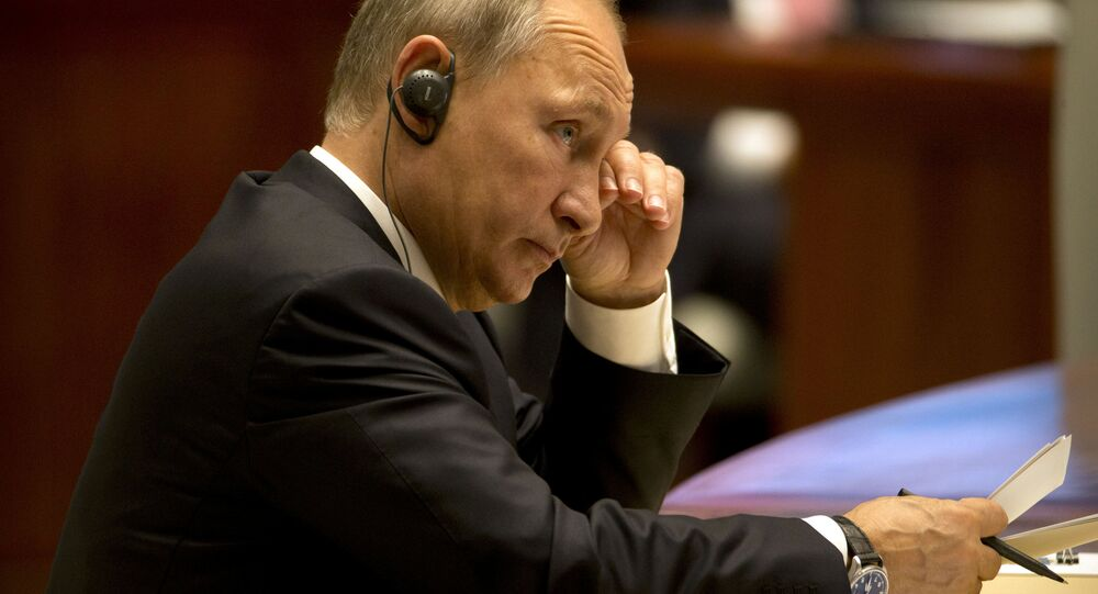 Rusya Devlet Başkanı Vladimir Putin, BRICS