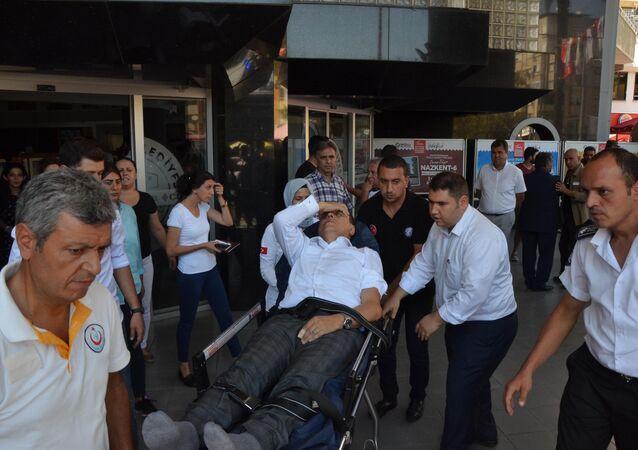 MHP'li başkanın yaraladığı Fatih Demir