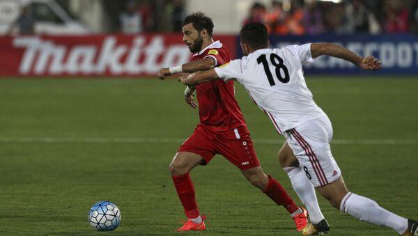 Suriye - İran Dünya Kupası elemeleri - Sputnik Türkiye
