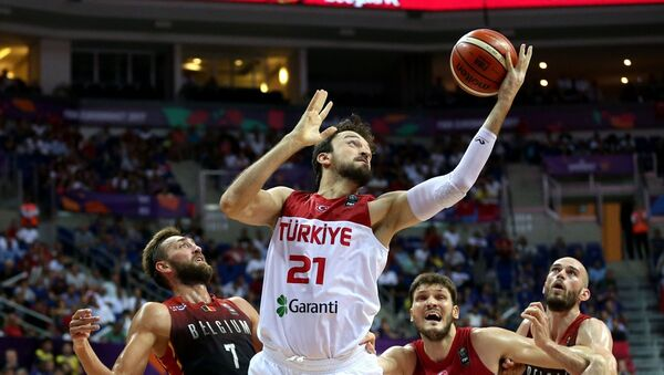 Türkiye - Belçika - Sputnik Türkiye