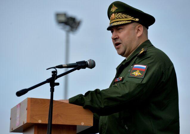 Suriye'deki Rus birliklerin komutanı Orgeneral Sergey Surovikin
