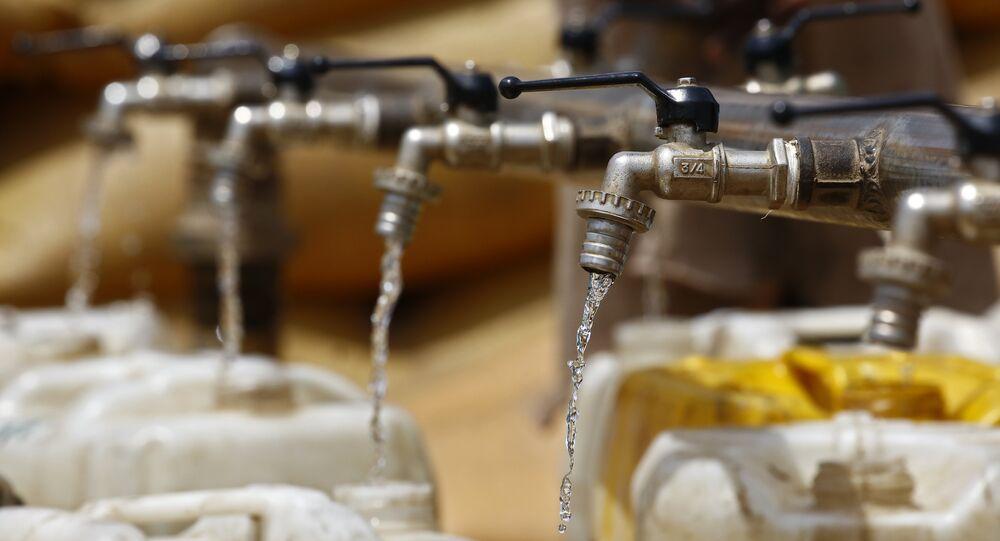 Musluk suyu