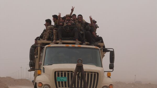 Irak ordusu - Sputnik Türkiye