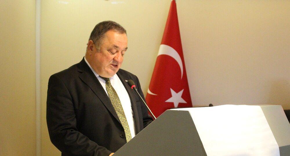 Doğu Karadeniz İhracatçılar Birliği (DKİB) Yönetim Kurulu Başkanı Ahmet Hamdi Gürdoğan