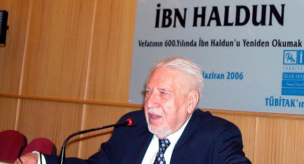 Prof. Dr. Şerif Mardin