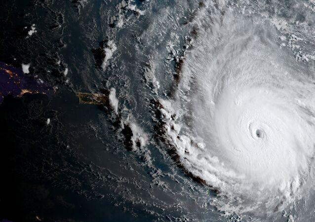 Irma kasırgası 37 milyon kişiyi etkileyebilir