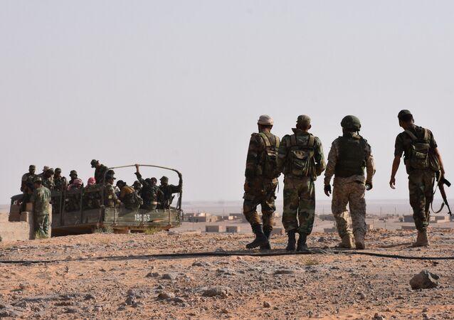 Suriye ordusu, Deyr ez Zor