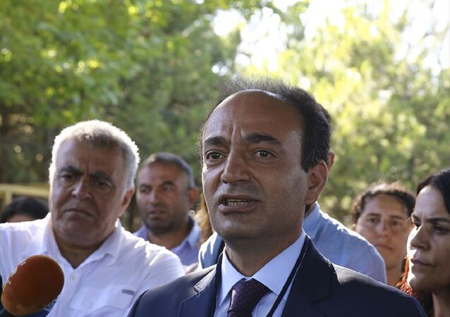 HDP Parti Sözcüsü Osman Baydemir