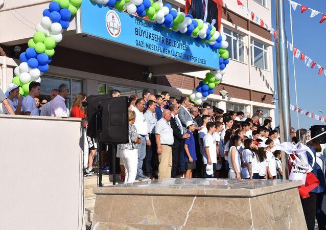 Gazi Mustafa Kemal Atatürk Spor Lisesi