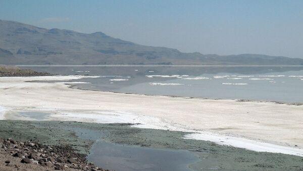 Urmiye Gölü - Sputnik Türkiye