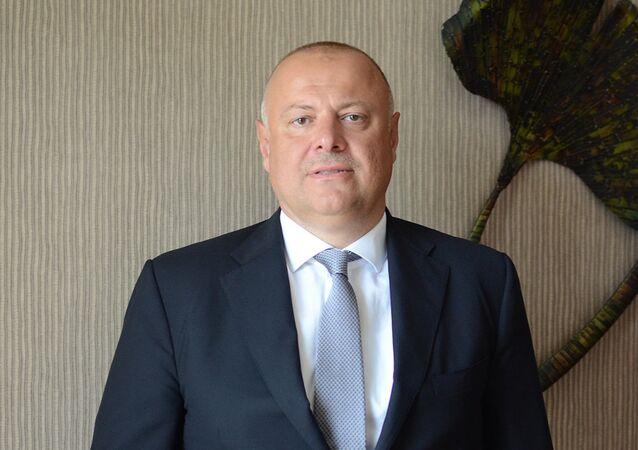 TGDF Başkanı Şemsi Kopuz