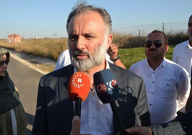HDP Kars Milletvekili Ayhan Bilgen