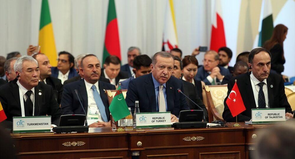Cumhurbaşkanı Recep Tayyip Erdoğan - İslam İşbirliği Teşkilatı