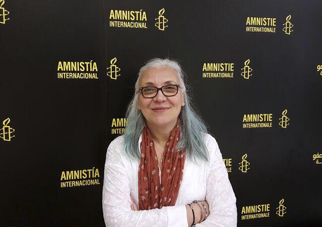 Uluslararası Af Örgütü Türkiye Direktörü İdil Eser