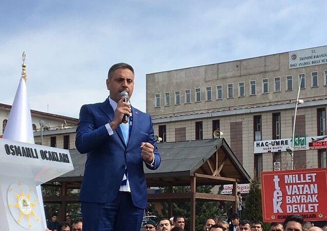 Osmanlı Ocakları Kurucu Genel Başkanı Kadir Canpolat