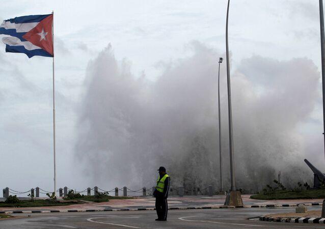 Irma Kasırgası- Küba