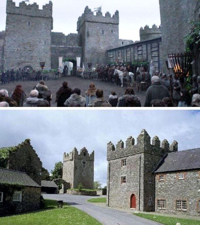 Game of Thrones bu mekanlarda çekiliyor