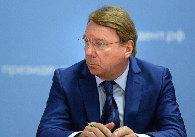 Rusya Devlet Başkanı Vladimir Putin'in Askeri Teknik İşbirliği'nden sorumlu danışmanı Vladimir Kojin