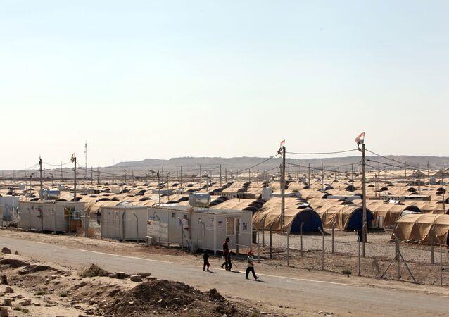 Hamam Ali kampı