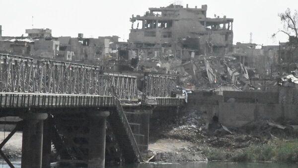 Musul'un ölü semtleri - Sputnik Türkiye