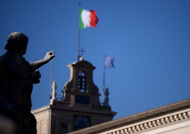 İtalya bayrağı