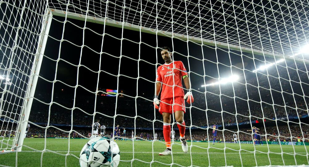 Messi-Buffon