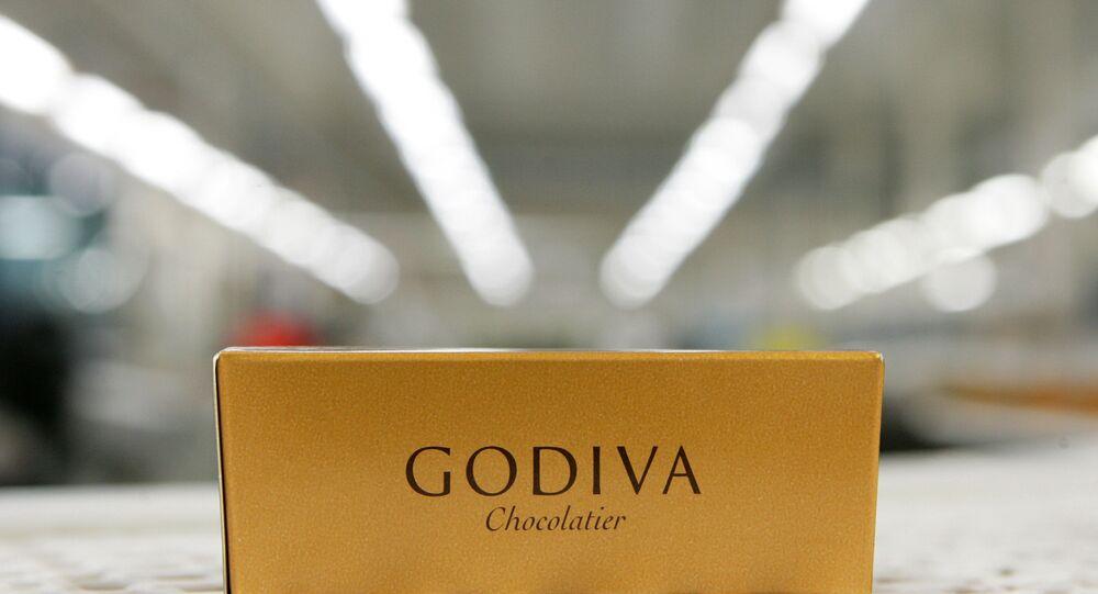 Godiva çikolataları