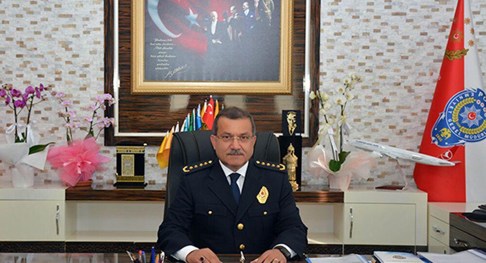 Antalya Emniyet Müdürü Celal Uzunkaya