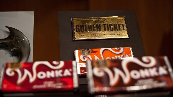 Charlie'nin Çikolata Fabrikası - Wonka - Sputnik Türkiye