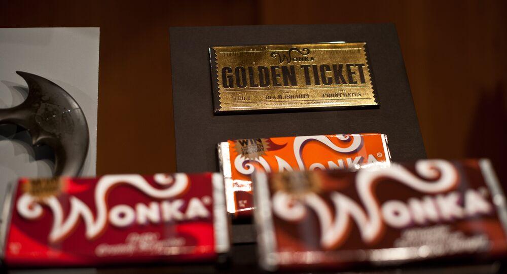 Charlie'nin Çikolata Fabrikası - Wonka