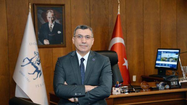 Prof. Dr. Adnan Kasman - Sputnik Türkiye