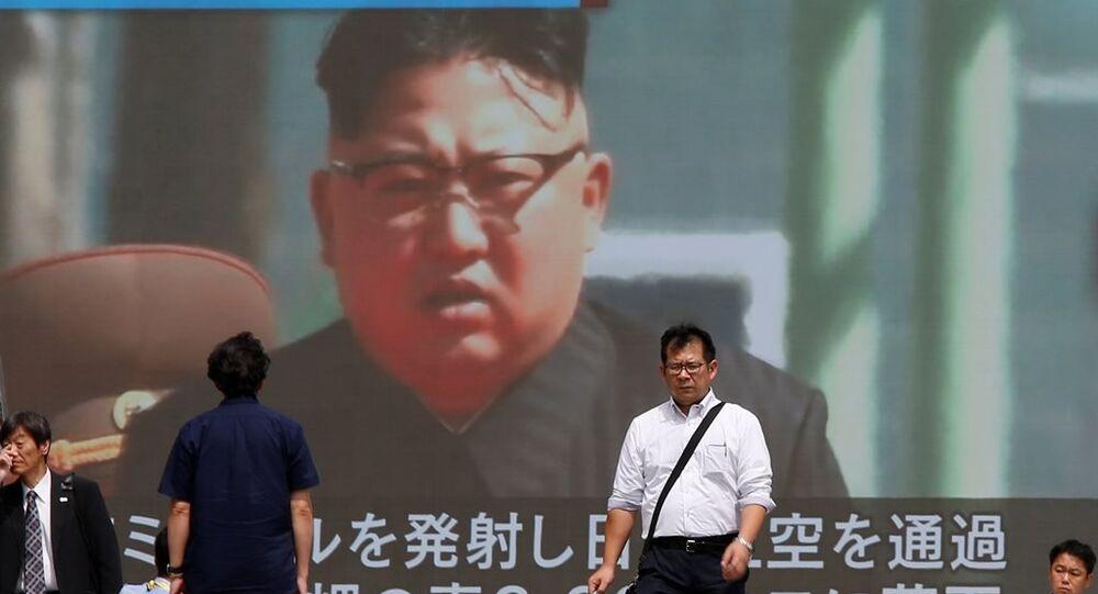 Kuzey Kore füze - Japonya
