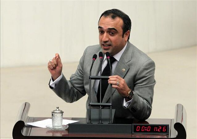 AK Parti 24. Dönem Diyarbakır Milletvekili Cuma İçten