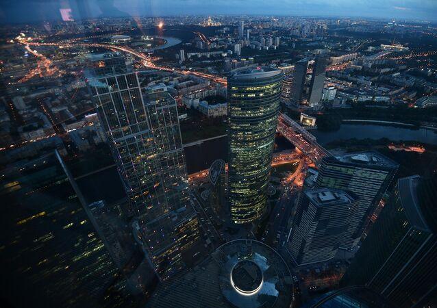 Moskova'da inşa edilen Avrupa'nın en yüksek seyir terası