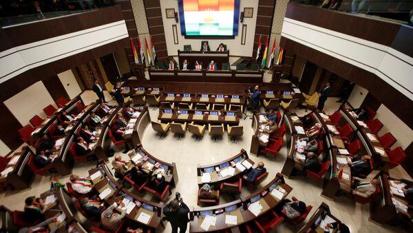 IKBY parlamentosu - Sputnik Türkiye