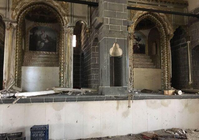 Surp Giragos Ermeni Kilisesi