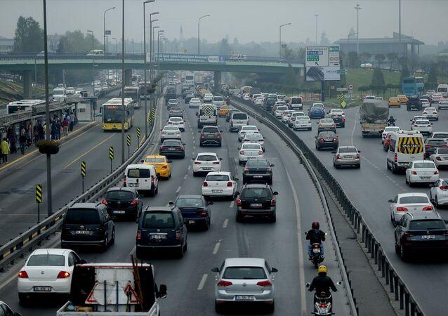 Trafik - İstanbul