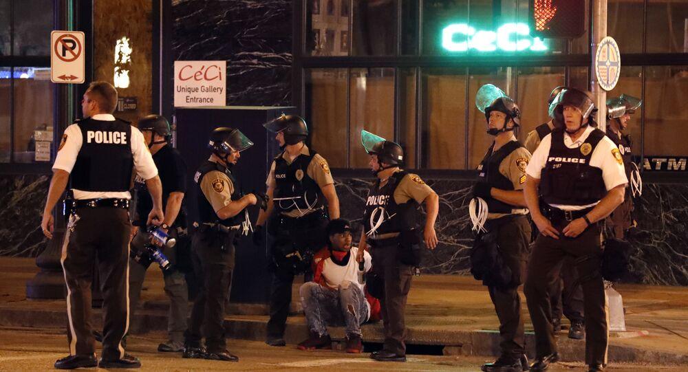 St. Louis-polis