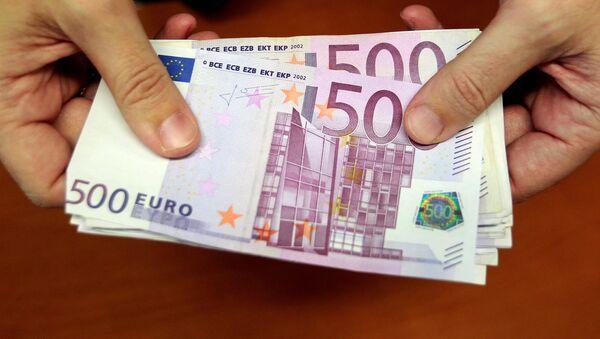 500 euro - Sputnik Türkiye