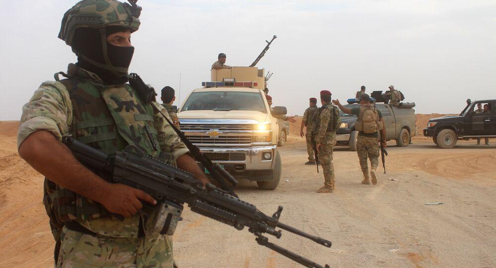 Irak ordusu, Anbar