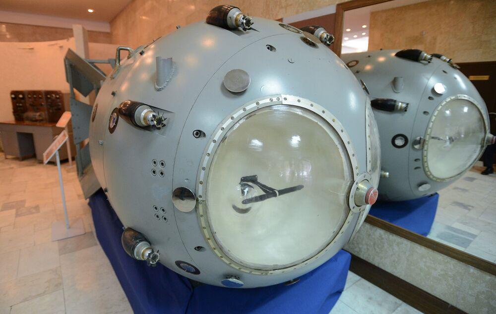 Sovyetler Birliği'in ilk atom bombası RDS-1