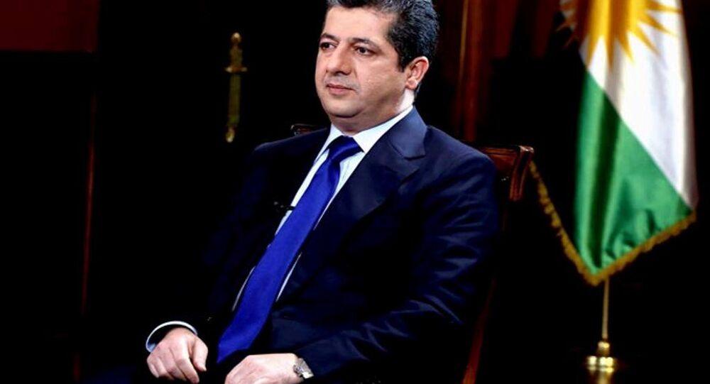 Mesrur Barzani