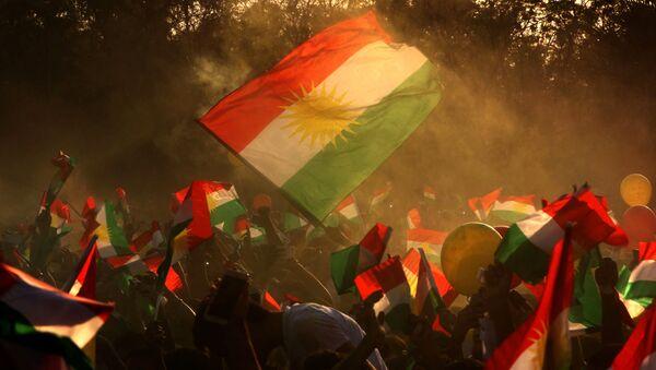 IKBY bayrağı_Tilda - Sputnik Türkiye