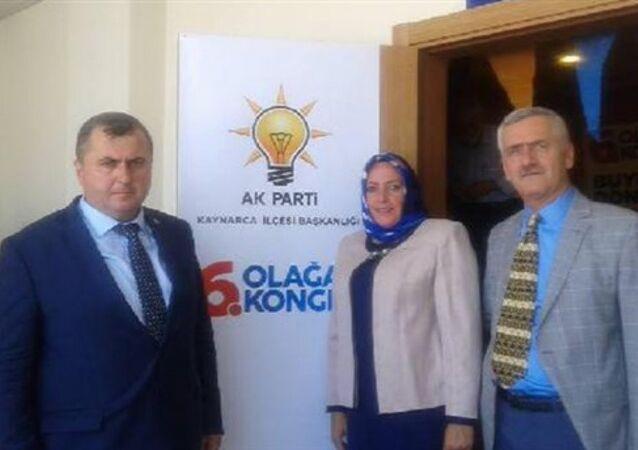 AK Parti Kadın Kolları Başkanı Hatice Kara